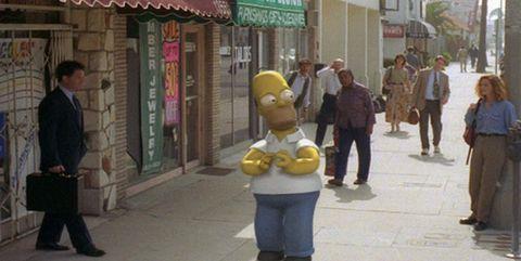 Homer Simpson-real life- vida real