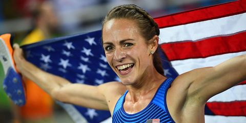 Jenny SImpson at the 2016 Olympics