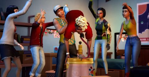 The Sims 4: Discover University trailer