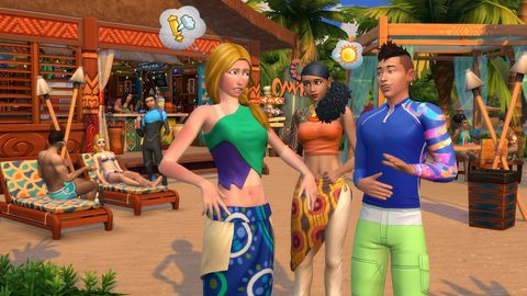 The Sims 4 announces Island Living expansion pack with