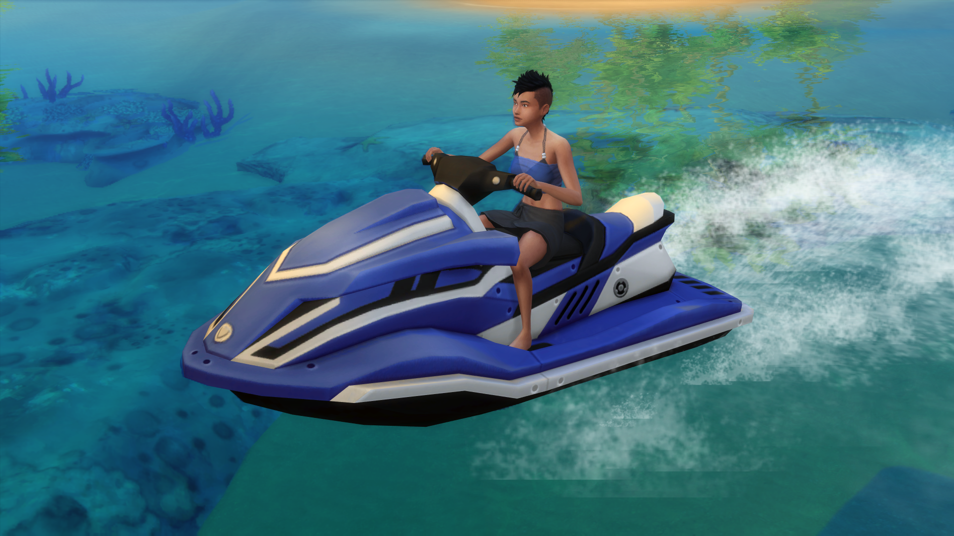 Sims 4: Island Living review – welcome to Sulani