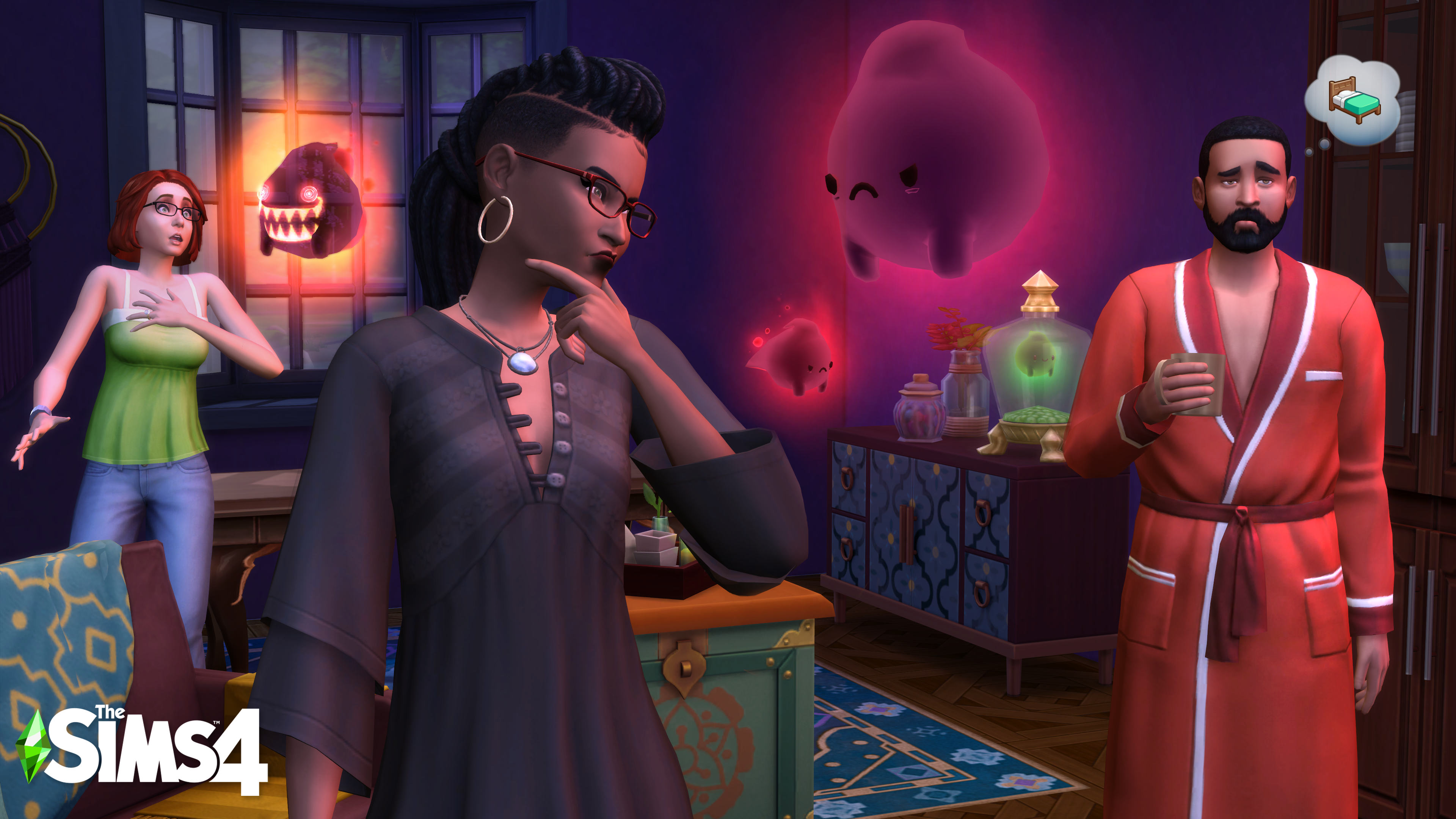 Sims 4 - first 2021 pack announced with a returning character