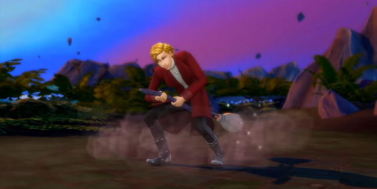 Sims 4 Realm of Magic trailer and release date unveiled – digitalspy.com