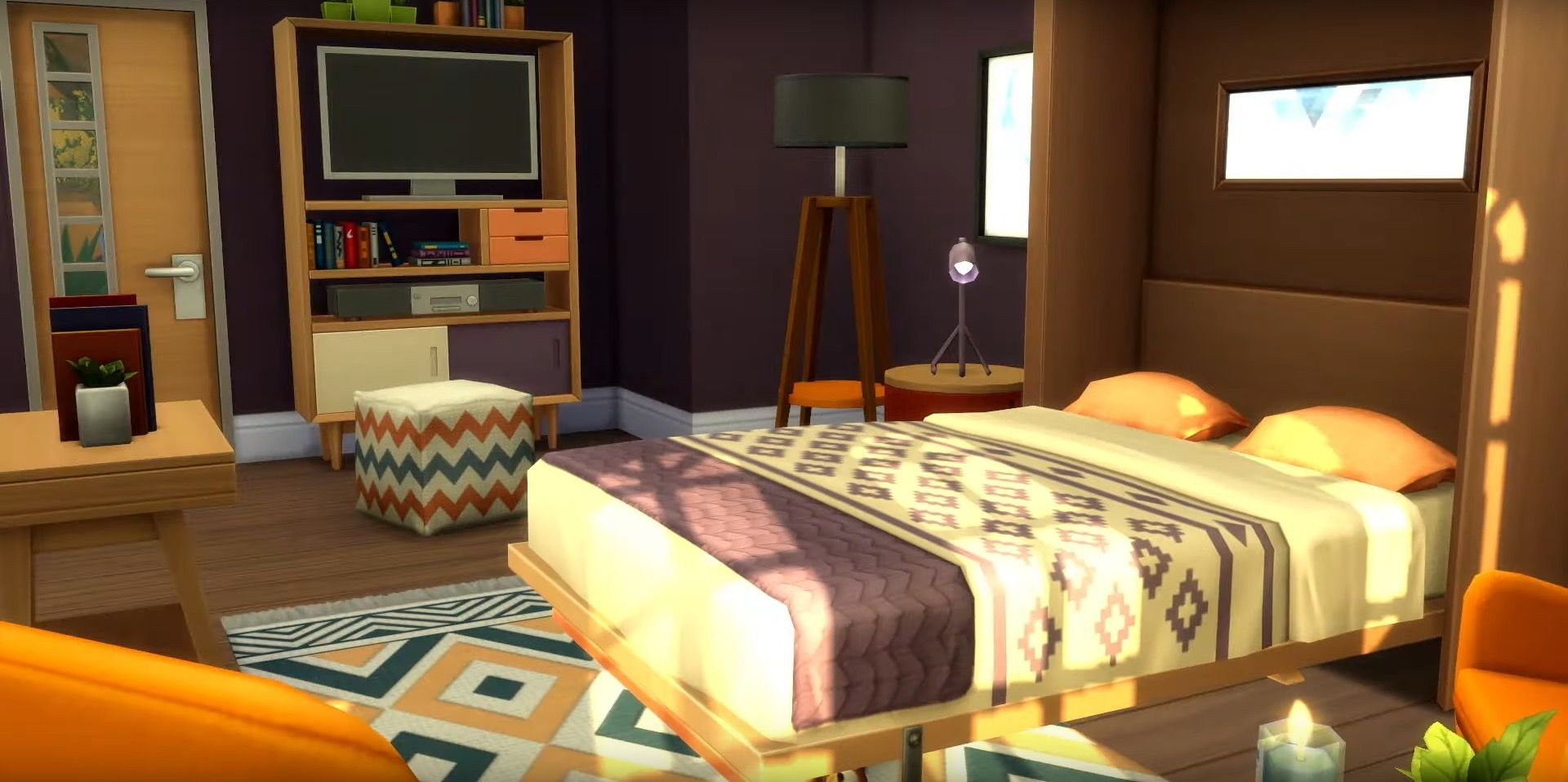 Sims 4 Announces Tiny Living Stuff Pack For Your Small Houses
