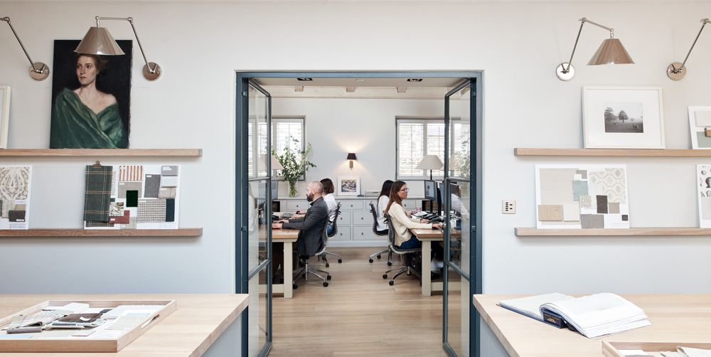 Explore The Offices Of Top Interior Designers And Architects