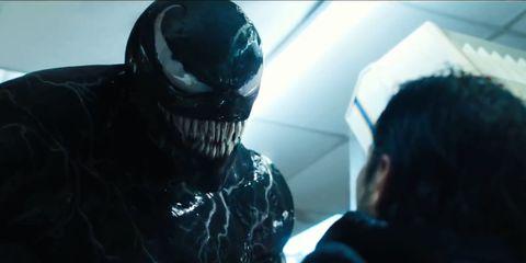 Venom a punto de matar