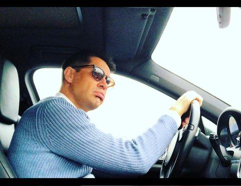 Eyewear, Vehicle, Driving, Car, Luxury vehicle, Sunglasses, Head restraint, Automotive design, Cool, Auto part,