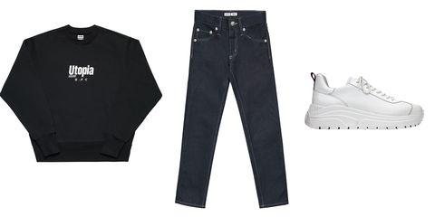 vista previa de diseño exquisito nuevas variedades H&M lanzará en enero su primera colección de ropa y zapatos ...