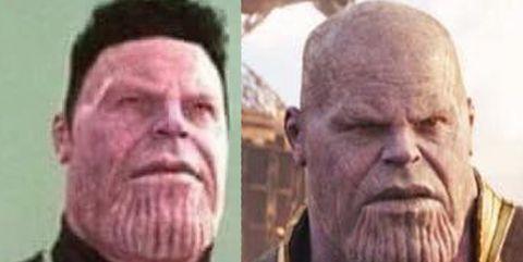 Thanos - the rock