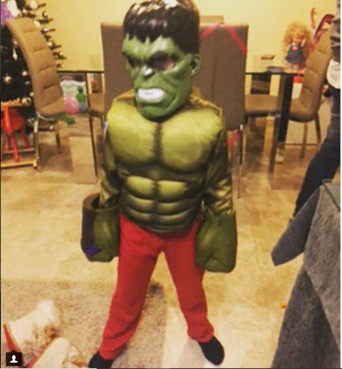 Superhero, Fictional character, Hulk, Muscle, Costume, Animation,