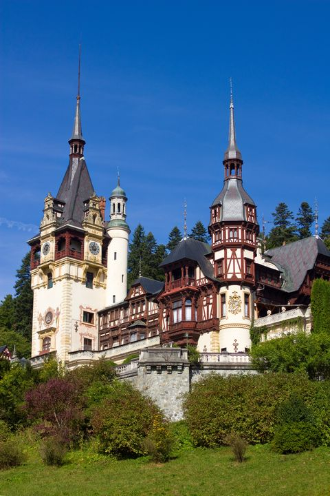 Everything You Need To Know About Romania S Peles Castle