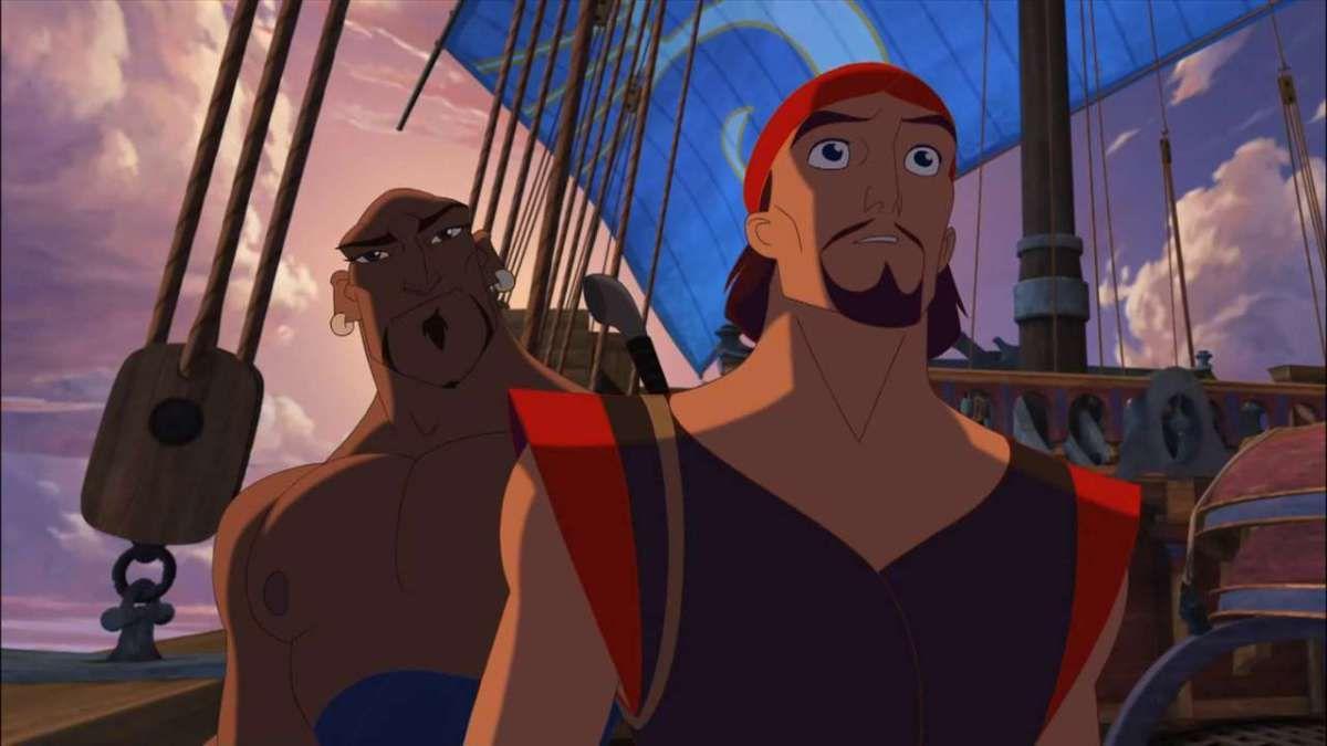 Sinbad: Legend of the Seven Seas (July 2, 2003)