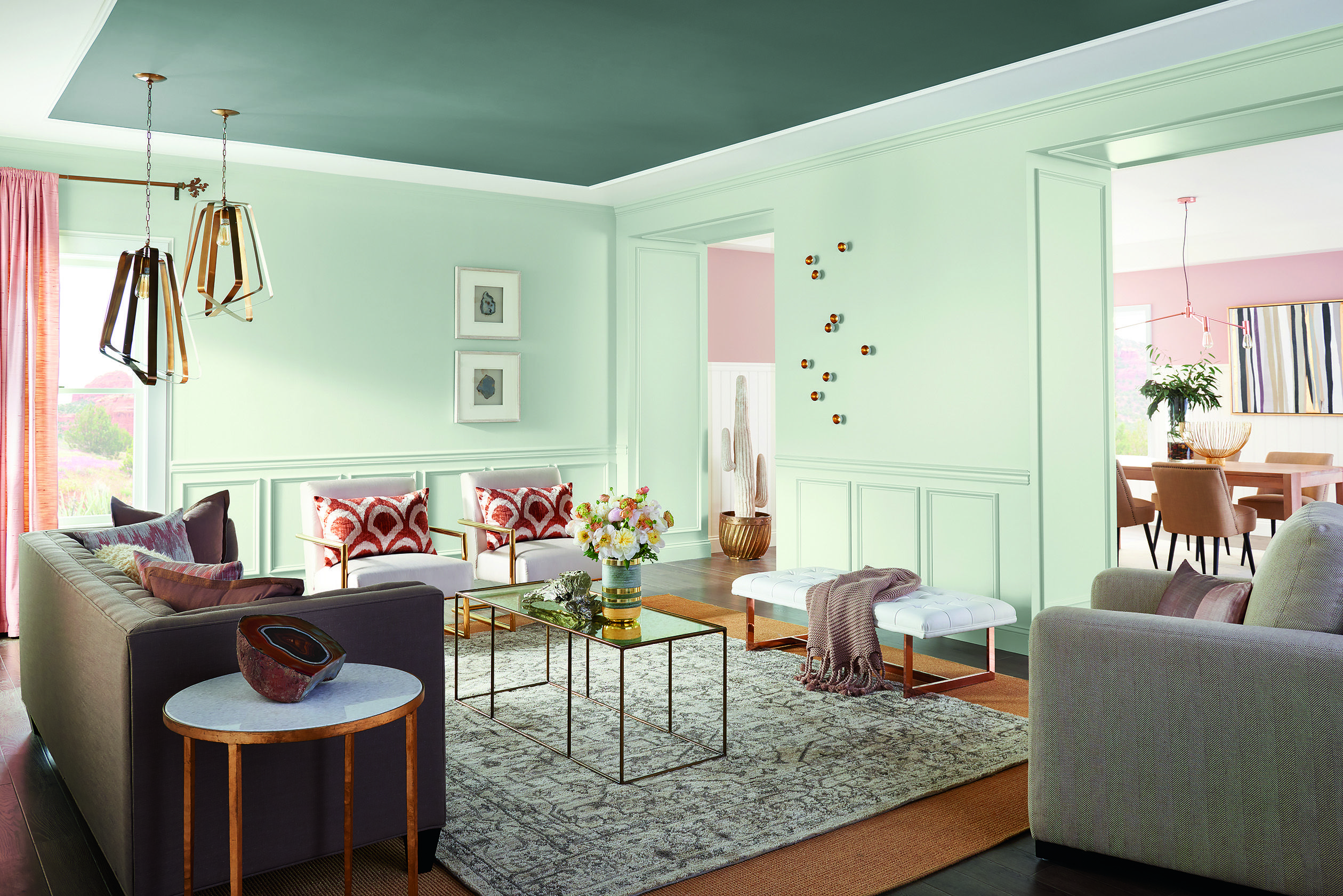 Color Trends 2018. Sherwin Williams