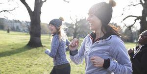 sincronizadas, plataforma mujeres runners
