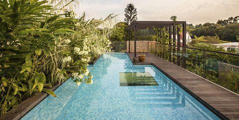 Villa-oasi nel verde