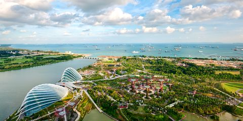 Singapore - safest countries in the world