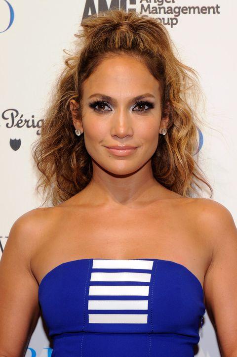 Updos - Jennifer Lopez