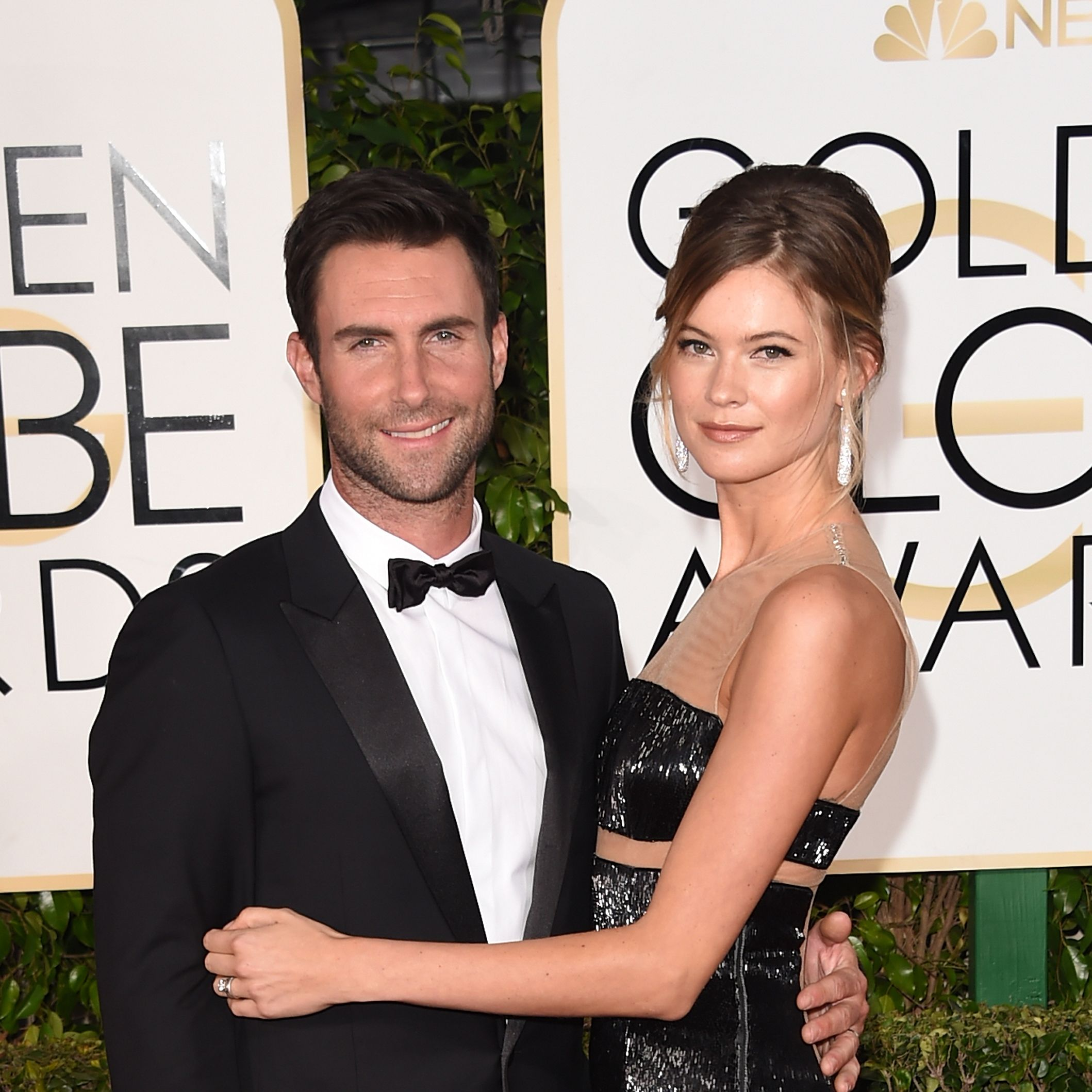Behati Prinsloo & Adam Levine Just Threw the Sweetest Party for Their Daughter's First Birthday