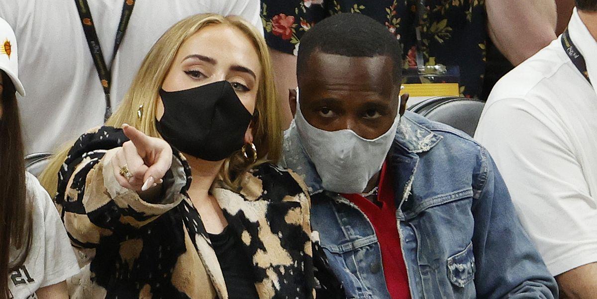 Who Is Adele's Boyfriend? Meet Rich Paul, The Sports Agent - Women's Health