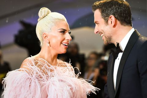How Lady Gaga Feels About Potentially Dating Bradley Cooper