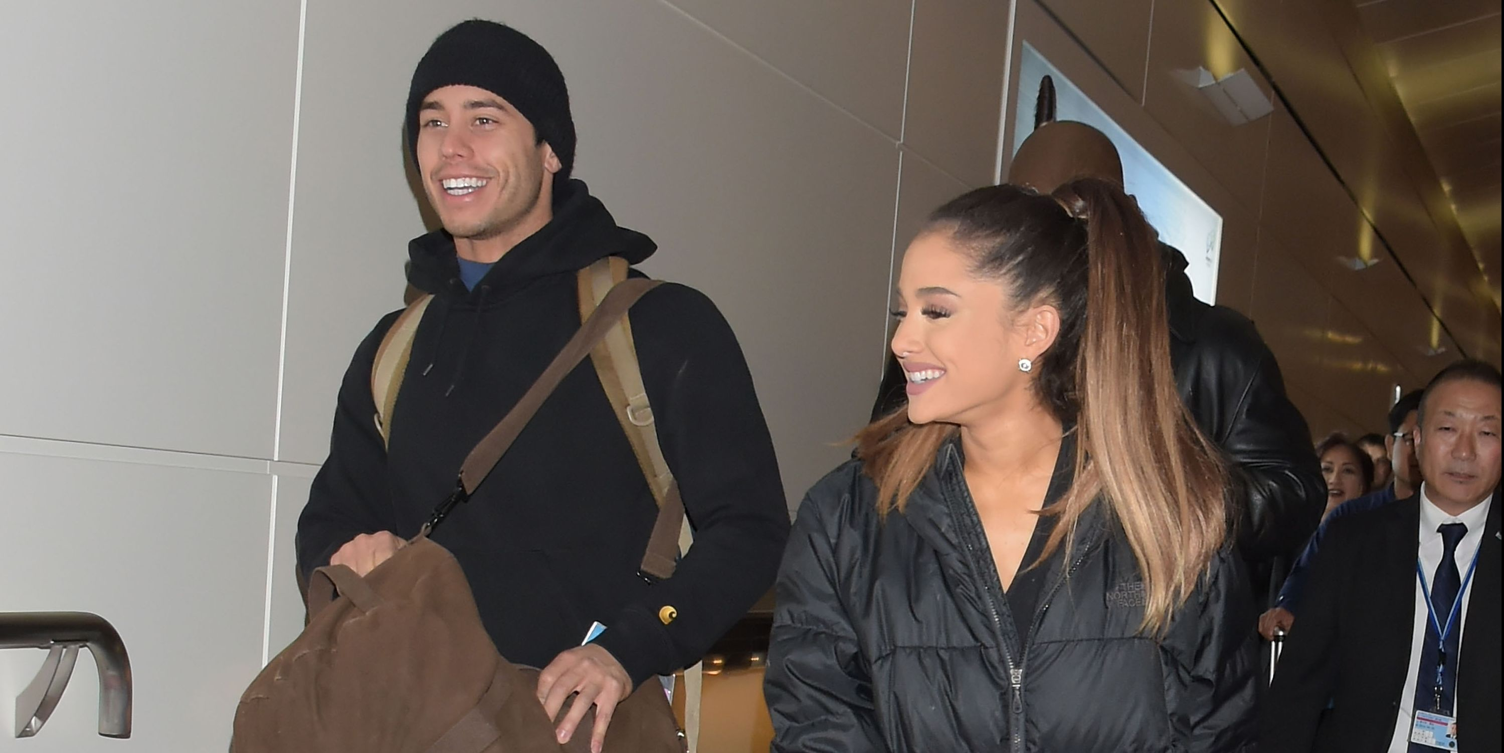 Ariana Grande Clearly Defines Her and Ricky Alvarez's Status Amid Dating Rumors