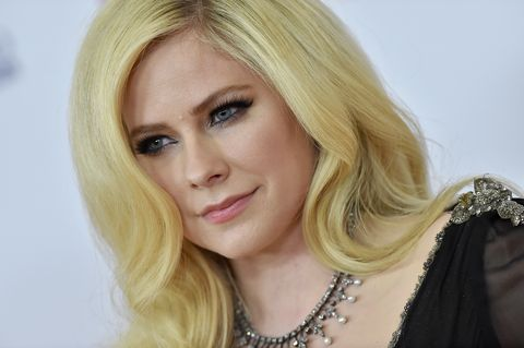 Avril Lavigne 25th Annual Race To Erase MS Gala - Arrivals