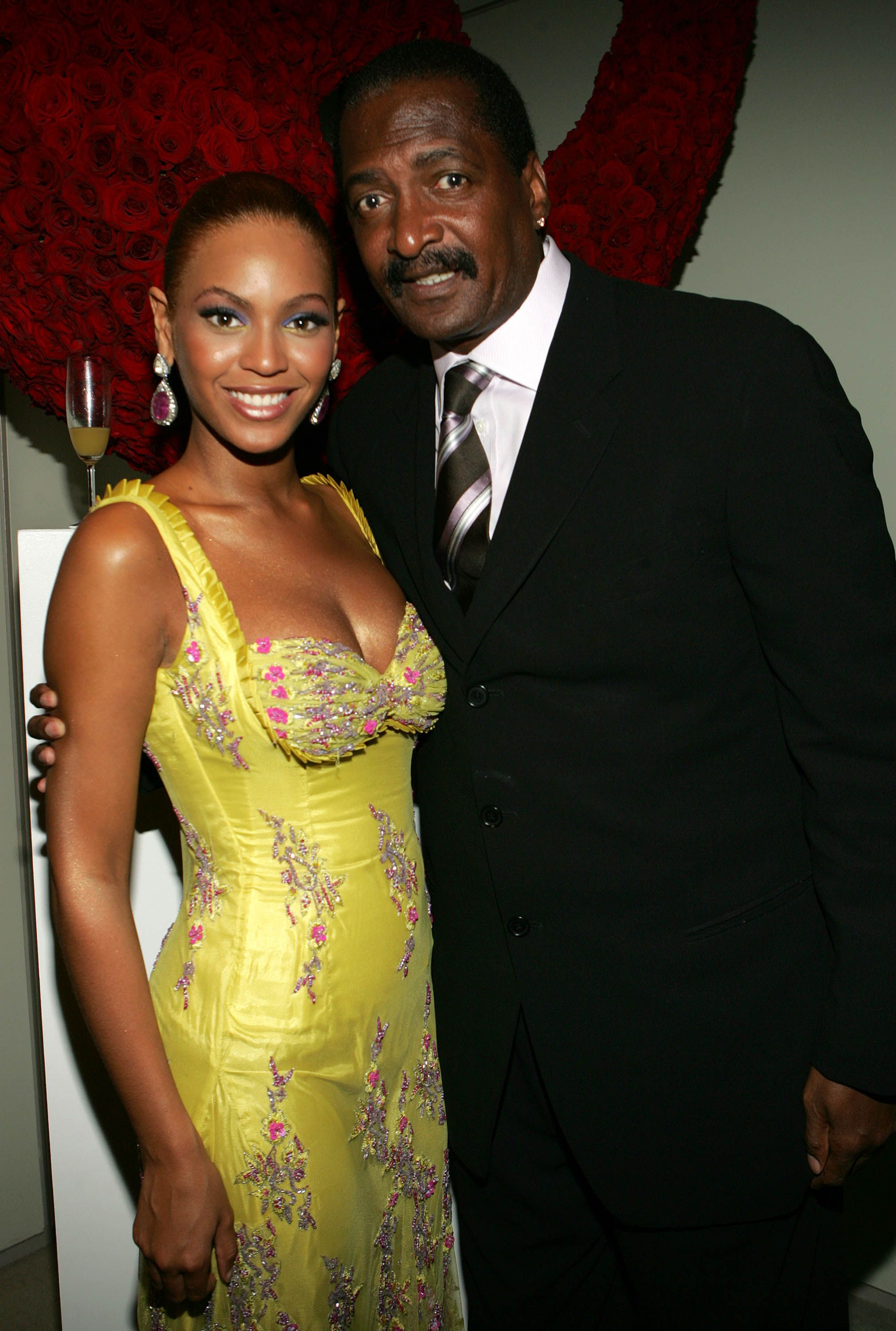 Beyonce's Dad Matthew Knowles Talks About Breast Cancer Diagnosis