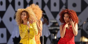 Beyonce dancer Ashley Everett