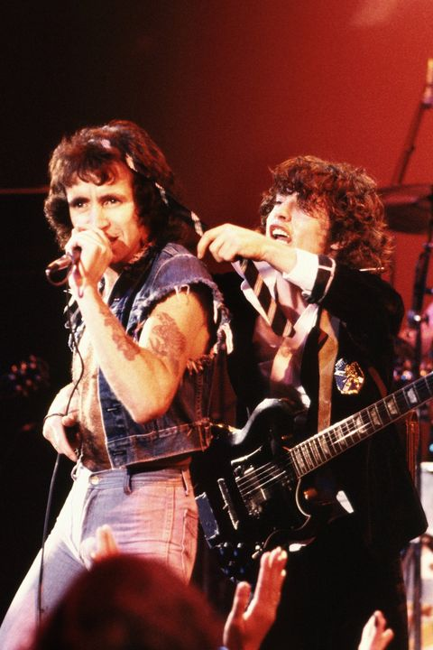 AC/DC Rocks The House