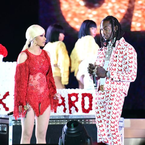 Offset Apologizes To Cardi B On His New Album