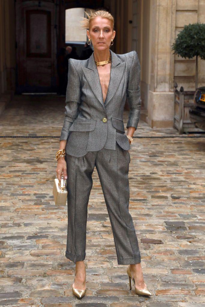 RVDK Ronald Van Der Kemp : Front Row - Paris Fashion Week - Haute Couture Spring Summer 2019