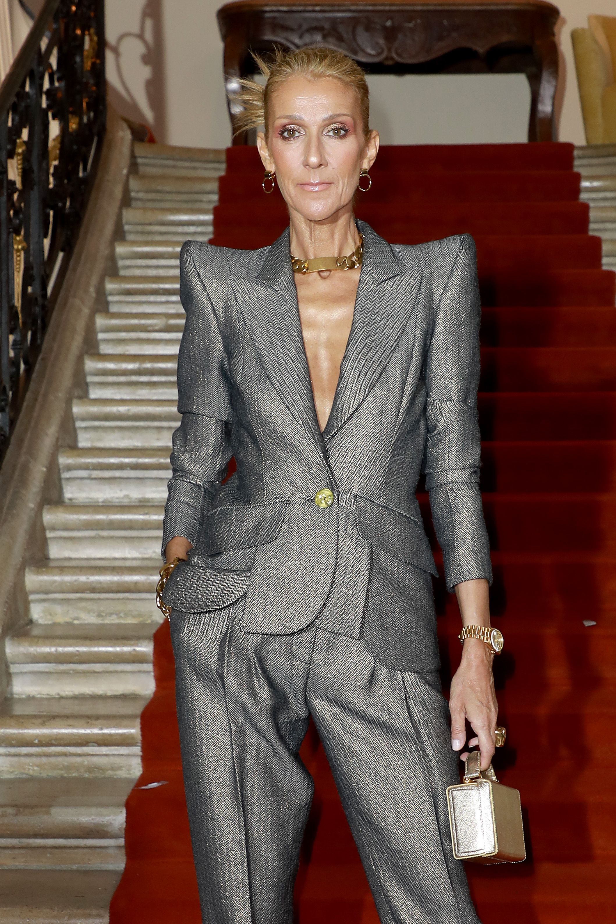 Celine Dion Rightfully Slammed Body Shamers Who Called Her Too Skinny