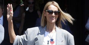 Celebrity Sightings In Paris - July 3, 2019