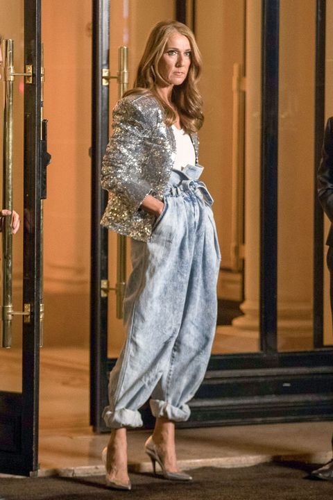 Celebrity Sightings In Paris - January 30, 2019