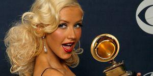 49th Annual Grammy Awards - Press Room