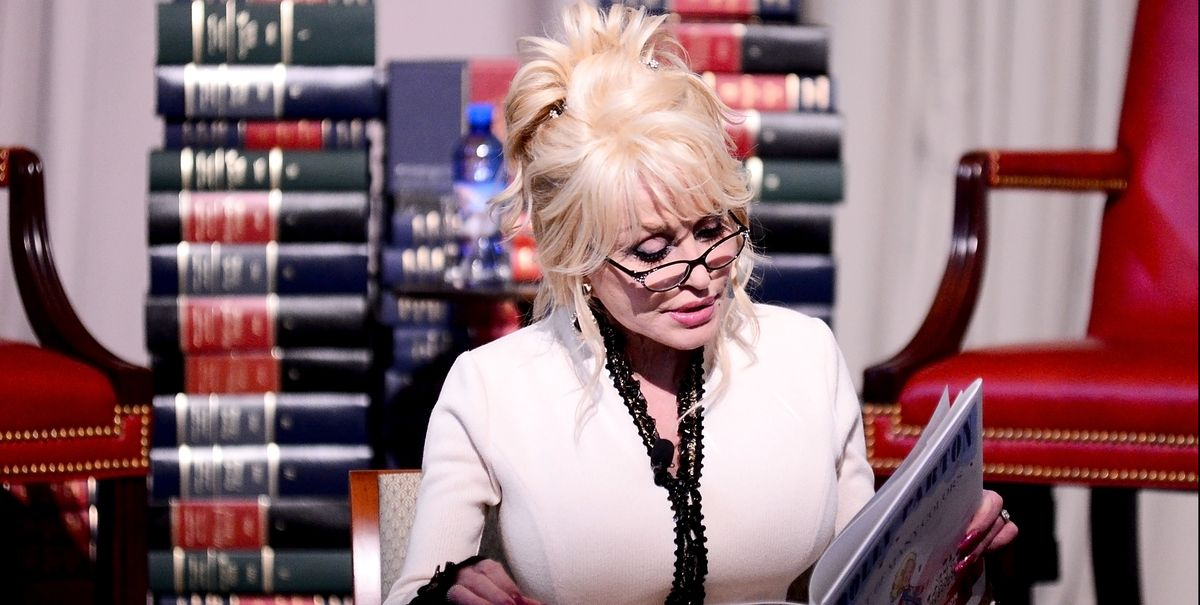 Dolly Parton Is Live-Streaming Herself as She Reads a Bedtime Story for Kids Tonight