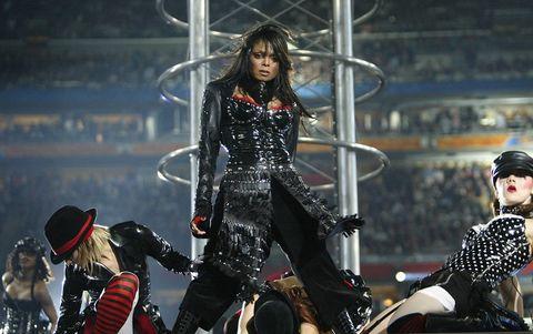 「流行樂壇天后」珍娜傑克森紀錄片即將上線!紀錄片《janet》還原超級盃舞台走光事件