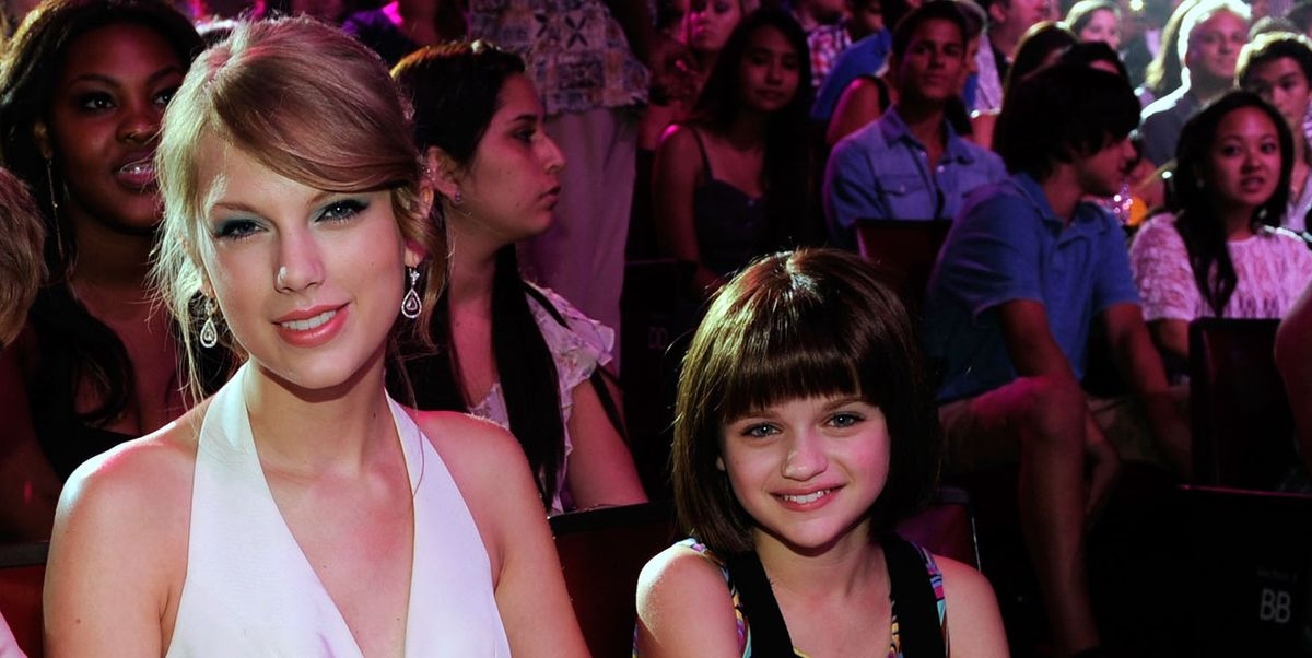 Joey King Just Revealed She Was In A Taylor Swift Music Video When She Was Younger