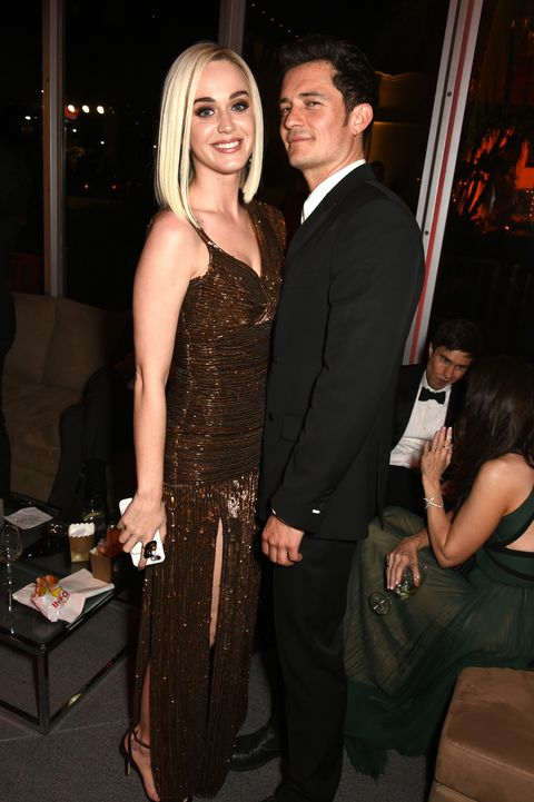 The Engagement Ring That Orlando Bloom Gave Katy Perry Is Super Similar to the One He Gave Ex Miranda Kerr