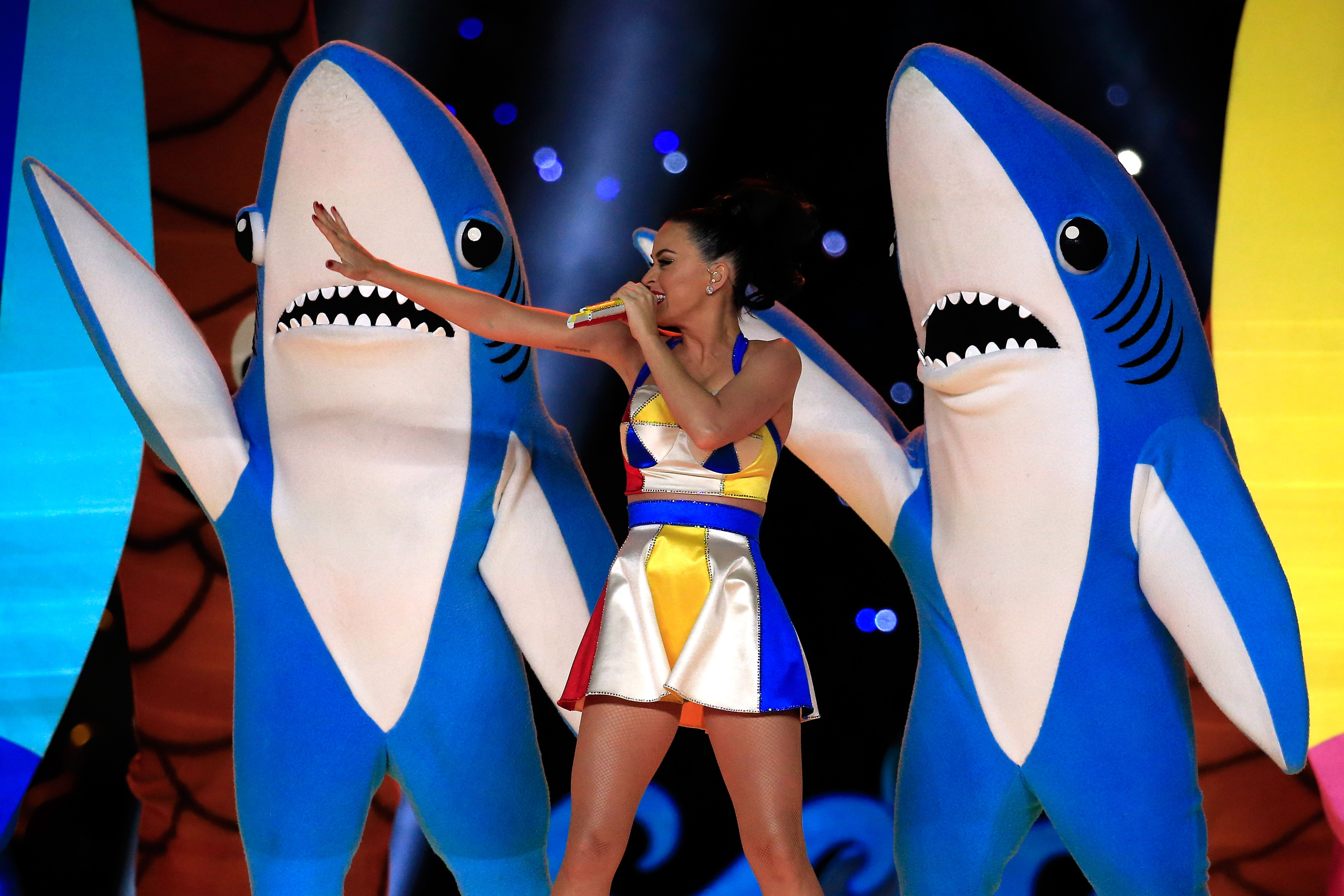 Super Bowl XLIX: The Shark That Launched a Thousand Gifs (2015)
