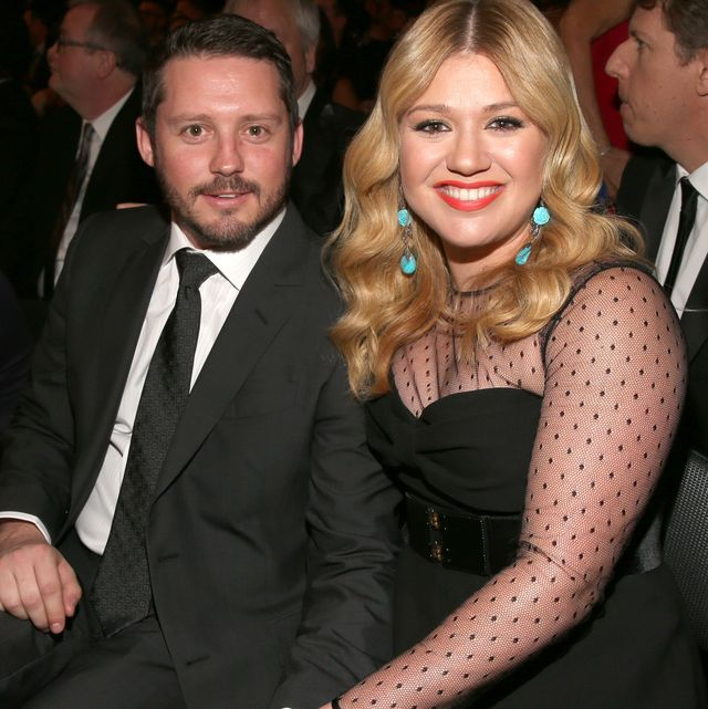 Kelly Clarkson And Brandon Blackstock Have Super Hot Body Language