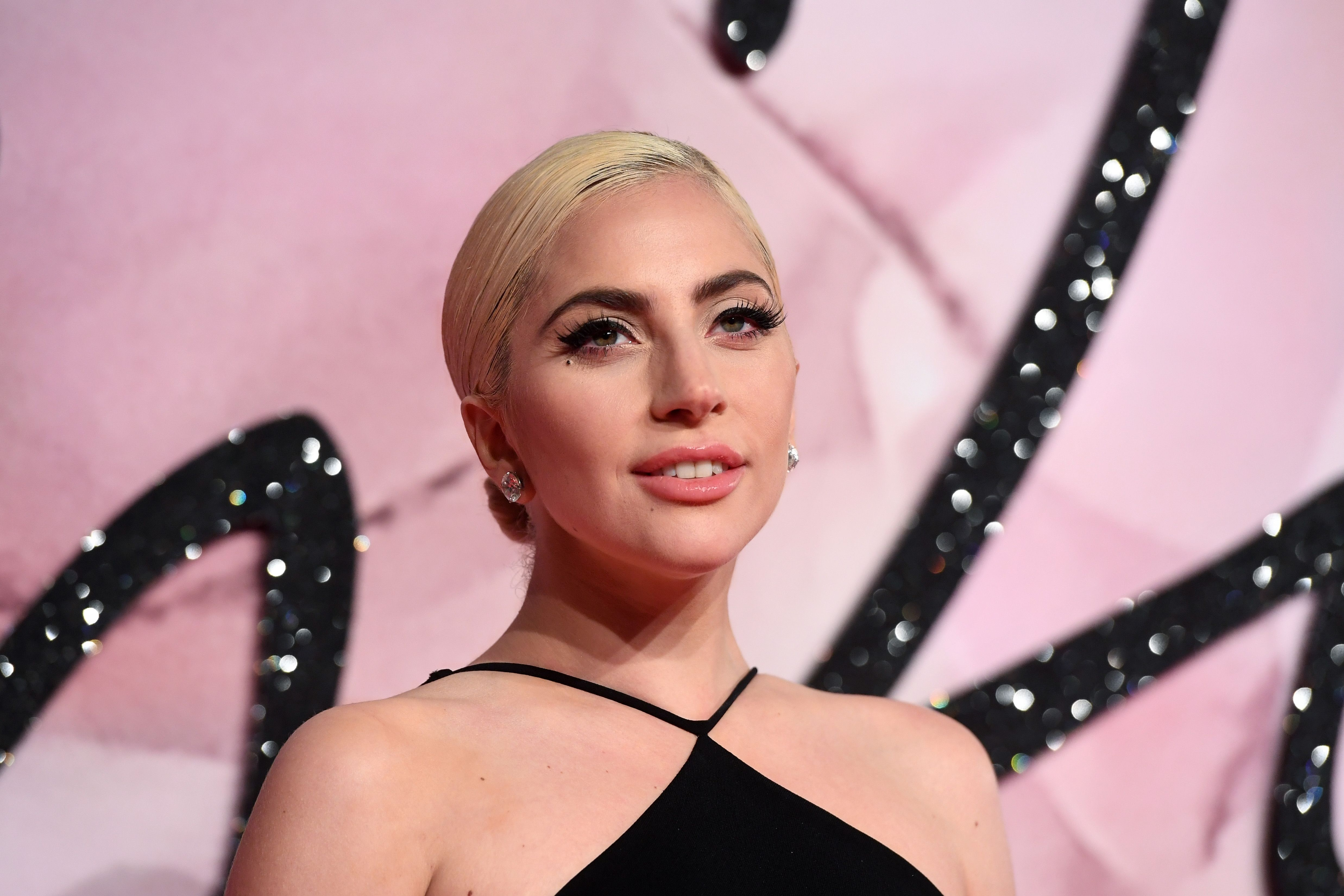 Lady Gaga Just Dyed Her Hair Bubblegum Pink in Honor of 'A Star Is Born'
