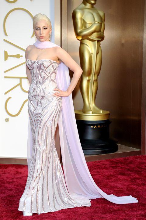 Academy Awards Lady Gaga