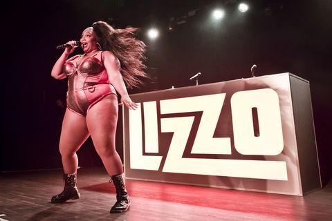 Lizzo リゾ