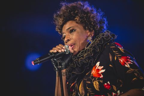 Macy Gray Performs In Berlin