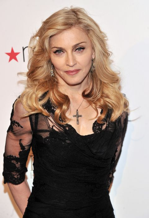 "madonna launches her signature fragrance ""truth or dare"" by madonna"