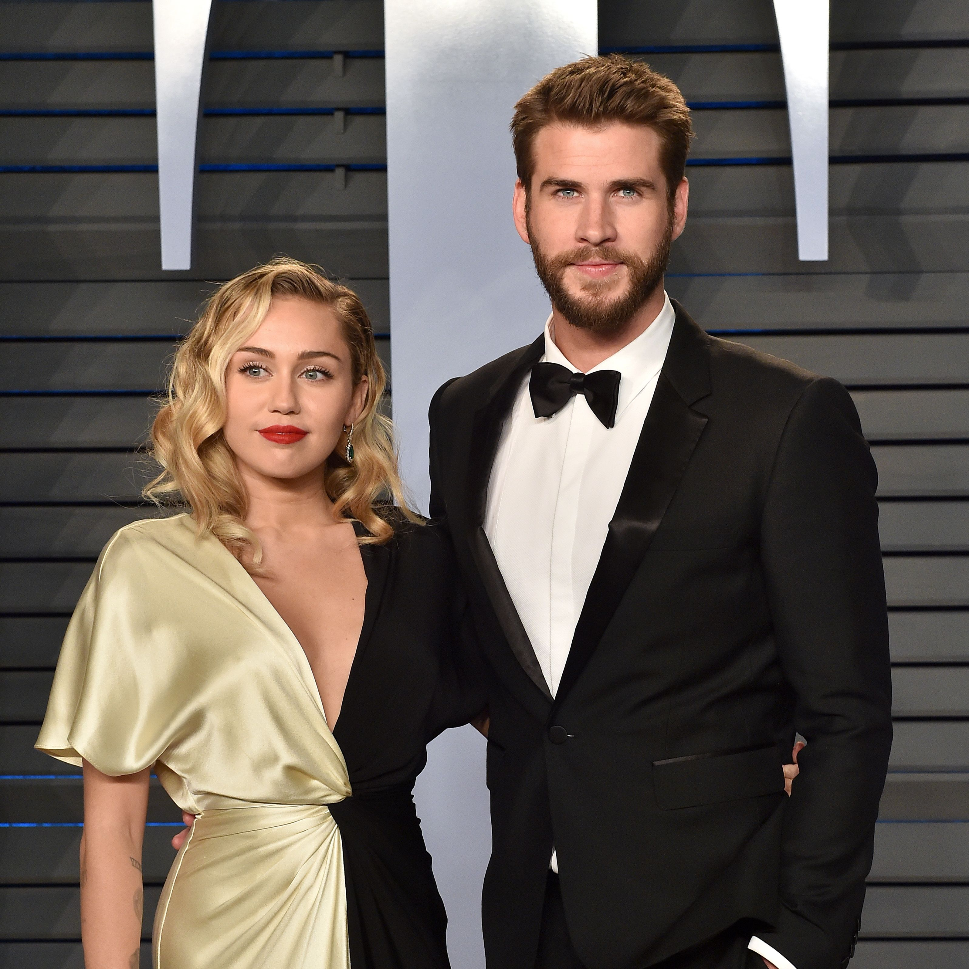 """Liam Hemsworth Just Revealed How He Knew """"It Was Time"""" to Marry Miley Cyrus"""