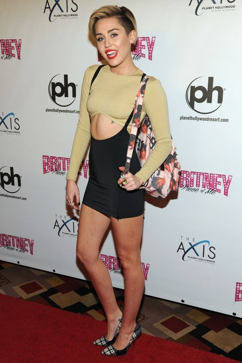 "Opening Of ""Britney: Piece of Me"" At Planet Hollywood Resort & Casino"
