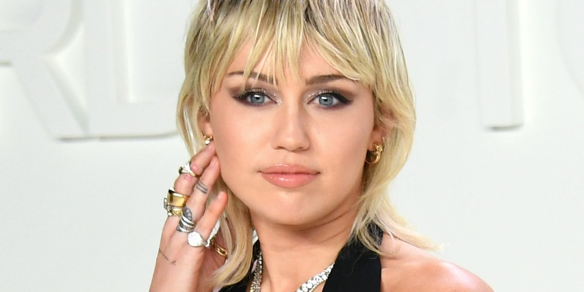 Miley Cyrus Goes Totally Topless on New Magazine Cover