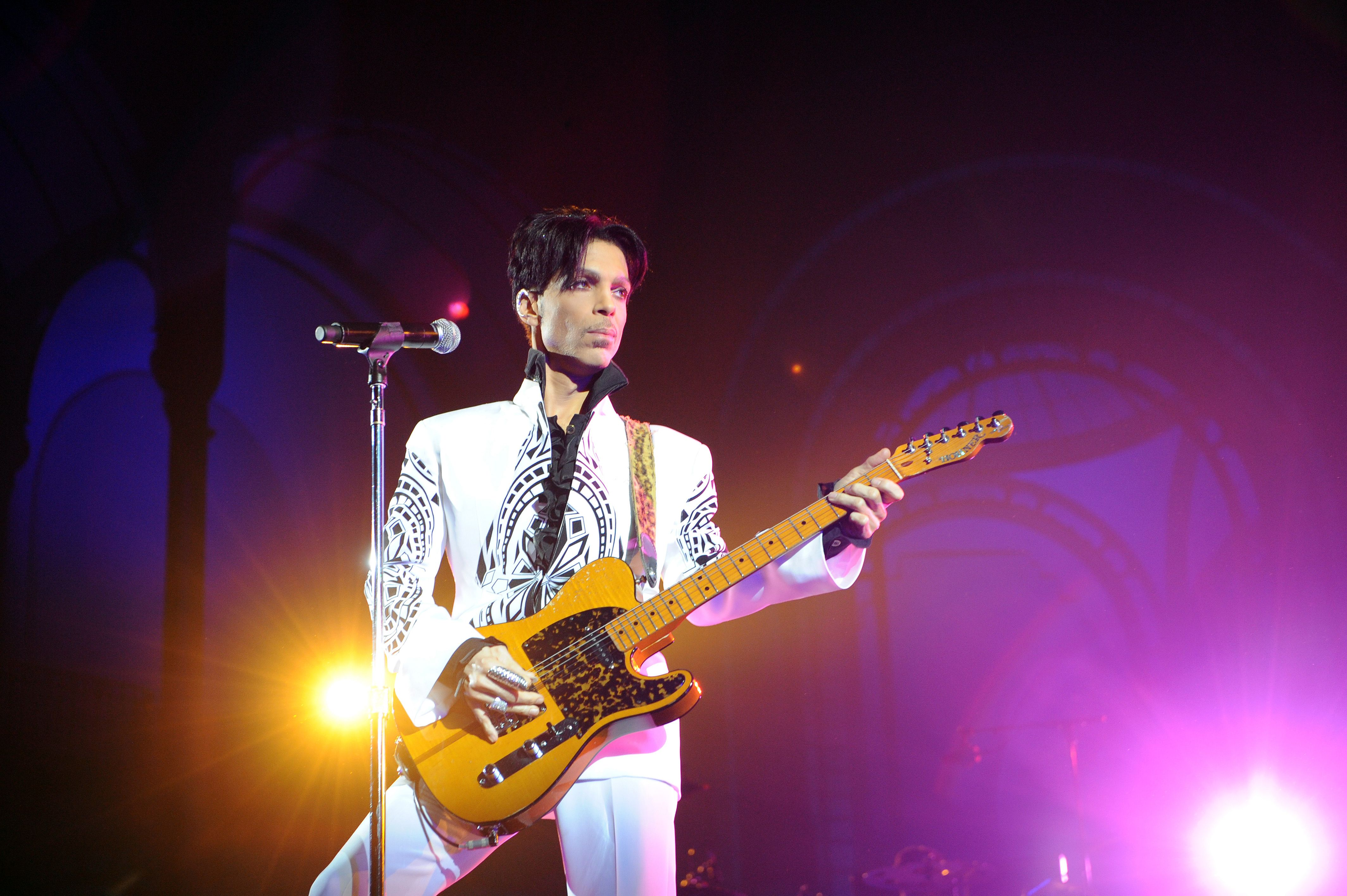 A New Prince Album Will Feature Some of His Most Famous Unreleased Demos